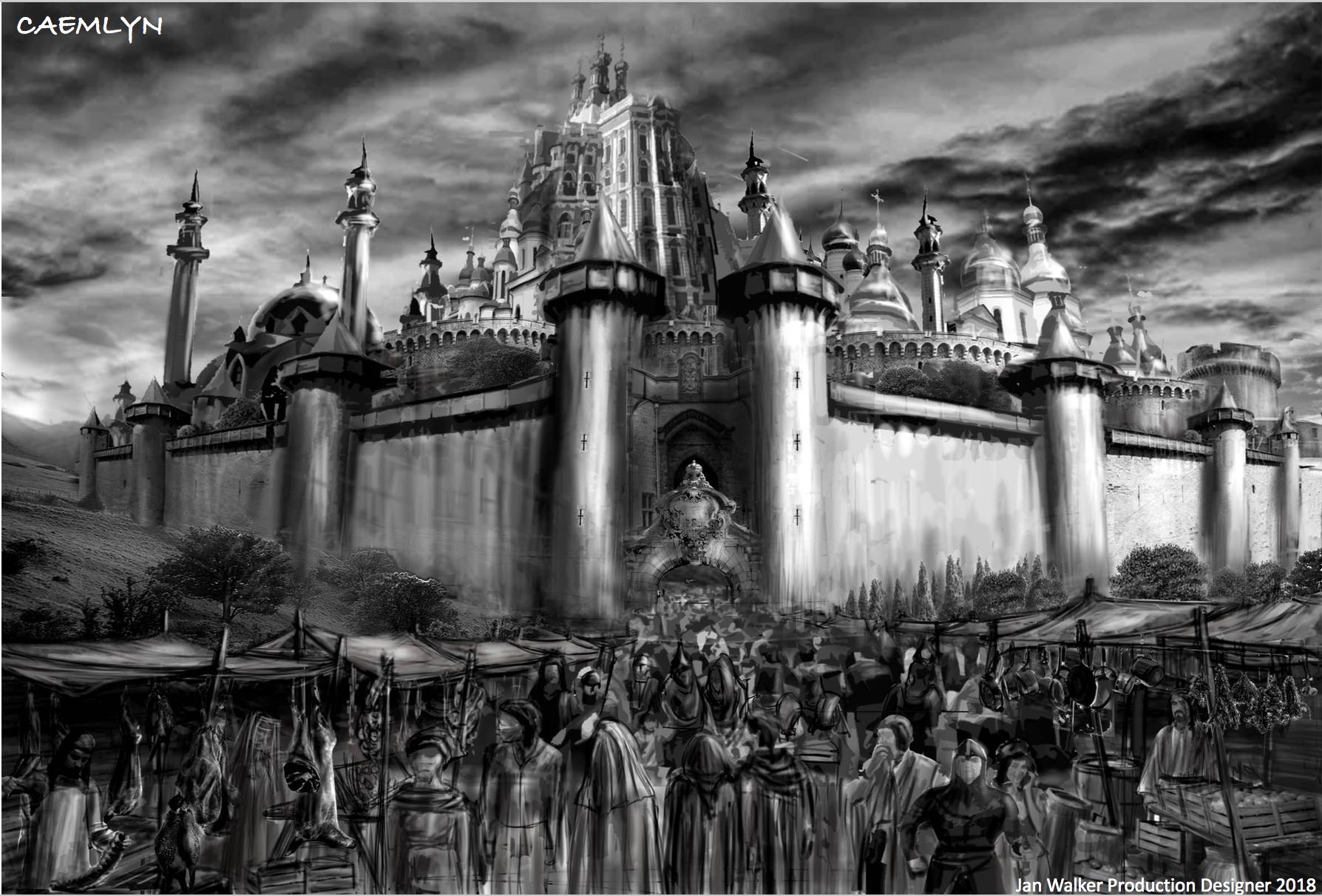 Digital art: Fantasy