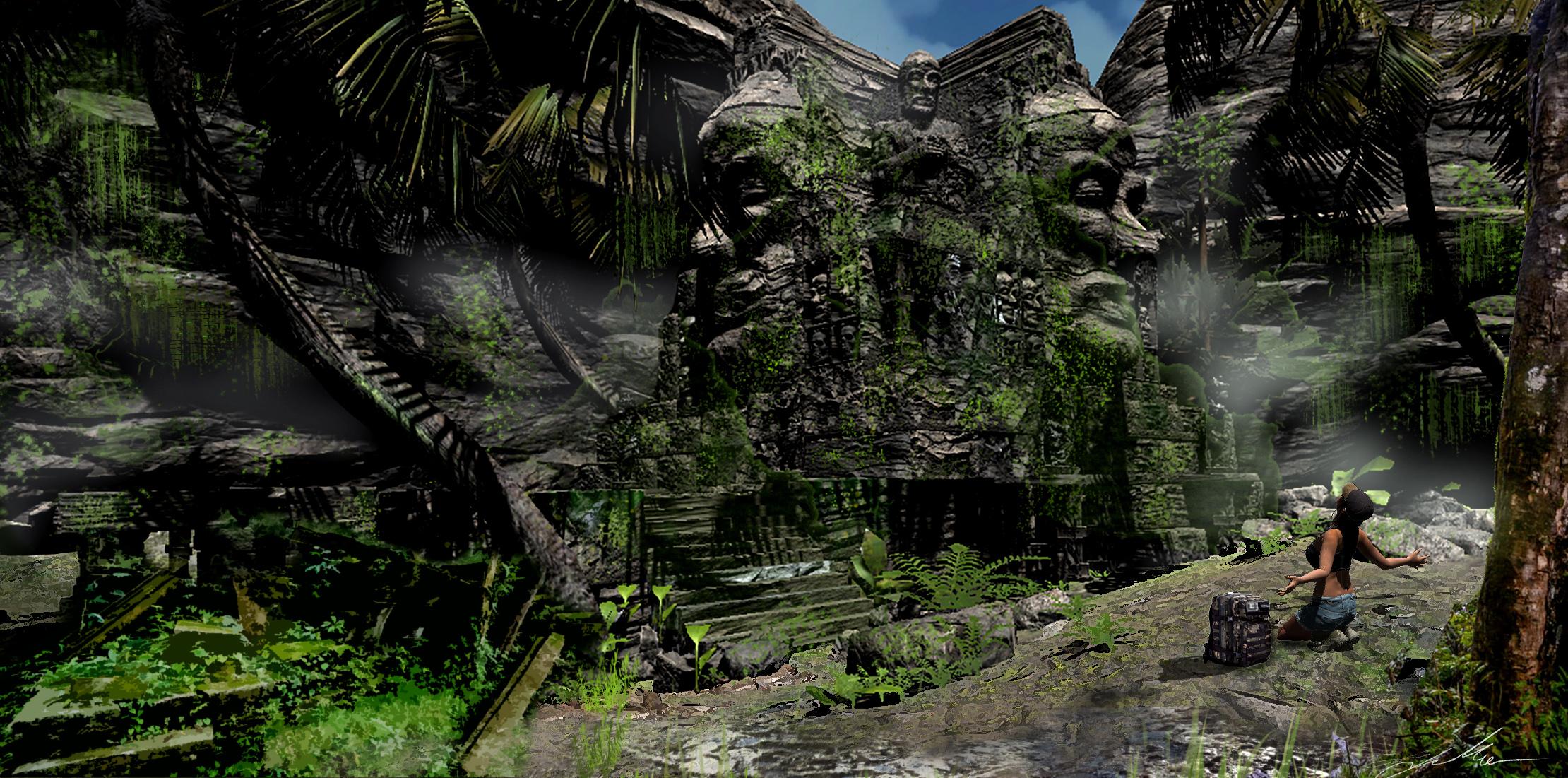 'Temple' Concept